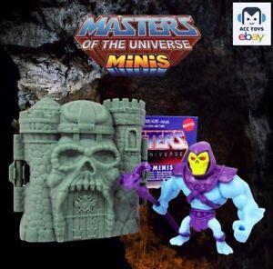 Eternia Minis SKELETOR Minifiguras Mattel Masters Of The Universe. NUEVO