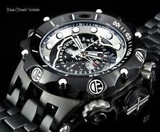 Invicta Reserve 52mm Hybrid VENOM BLACK White Dial Quartz Master Calendar Watch