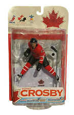 Brand New Original 2010 Sidney Crosby McFarlane Team Canada Red Jersey Figure