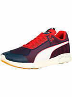Puma Men's Red Bull Racing Mechs Ignite Ankle-High Fabric Fashion Sneaker