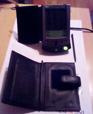 Palm V PDA Handheld Pocket PC mit Handbuch und Zubehör