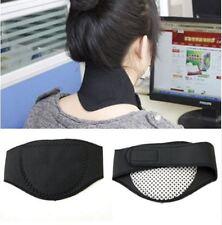Nackenmassage Band Nacken Massage Akupressur Wärme Therapie Nackenkissen Bandage