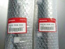 Genuine Honda OEM S2000 AP1 AP2 window Molding Assy Left & Right SET