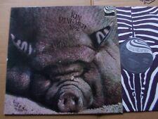KIN PING MEH,No.2  m-/vg+ OIS /m(-) zebra records 2949005 Germany 1972 Erstdruck