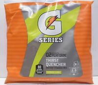 GATORADE Instant Powder Drink Mix - Lemon Lime - Makes 2.5 gallons
