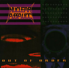 Nuclear Assault ‎– Out Of Order   - CD
