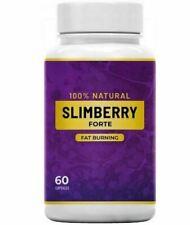SLIMBERRY Slim Berry FORTE 60 Kapseln Nahrungsergänzungsmittel schnell Abnehmen
