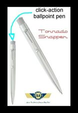 """Sealed! Discontinued! Retro 51 Snapper Clicky Top """"Chrome"""" ID # TSB-015"""