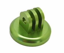 Adaptador de Montaje Trípode Monopié Para Aleación de Aluminio compatible Gopro 1 2 3 + 4 Green