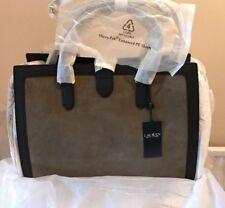 214ac257111f Lauren Ralph Lauren Brigitte Tote  Handbag Olive   Black ...