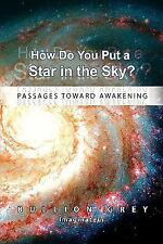 How Do You Put a Star in the Sky? by Bullion Grey (2010, Hardcover)