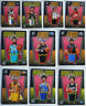 2019-20 Panini Donruss Jersey Kings Rookie Relic Card Complete Your Set U Pick