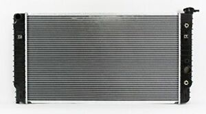 Radiator For/Fit 1779 96-99 Buick Riviera w/TOC w/o EOC PTAC 1 Row