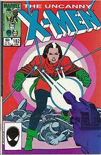 Near Mint The Uncanny X-Men Vol 1 No 182 June 1984 Marvel Comics