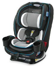 Graco Baby TrioGrow SnugLock Lx 3-in-1 Harness Booster Car Seat Thatcher
