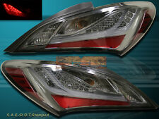 Fit 2010 2011 2012 2013 Genesis Coupe 2Door Smoke LED Tail Lights