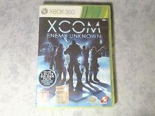 XCOM ENEMY UNKNOWN - MICROSOFT XBOX 360 - PAL ITALIANO - COMPLETO - COME NUOVO