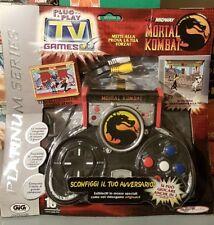 Gig Midway Jakko Pacific Mortal Kombat plug and play TV games