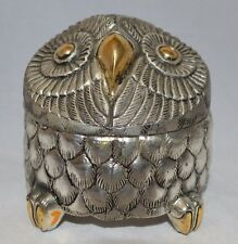 Sankyo Japan Owl Music Box