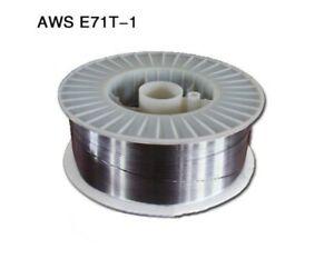 "Flux Core 71T1-1M/1C Mig Welding Wire Gas Shielded E71T1-1M/1C .045"" 33 LB Spool"