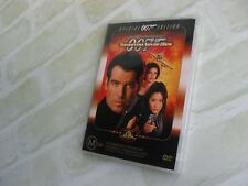 TOMORROW NEVER DIES - JAMES BOND 007 - REGION 4 PAL DVD