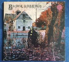 "LP Black Sabbath ""Black Sabbath"" VERTIGO SWIRL VO 6 / 847 903 VTY"