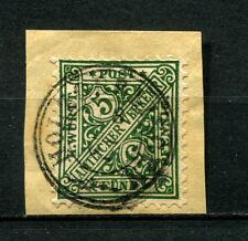 Württemberg  Holzgerlingen K3 auf Nr. 209   (D348)