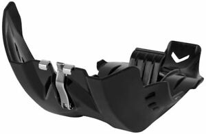 Polisport Fortress Skid Plate with Link Protector Black KTM 250 SX-F 2016-2020 8