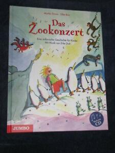 Das Zookonzert - eine sinfonische Geschichte für Kinder mit CD