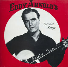 "EDDY ARNOLD - Eddy Arnold's Favorite Songs 12"" LP"
