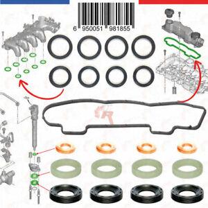 Joint d'injecteur Culbuteur Admission Citroen Peugeot 1.6 HDi Ford 1.5 1.6 TDCi