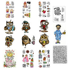 Coffee&Tea Clear Stamps with Metal Cutting Dies for Diy Scrapbooking Paper Cards