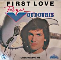 ++ROGER VOUDOURIS first love/outgrowing me SP 1981 BOARDWALK VG++