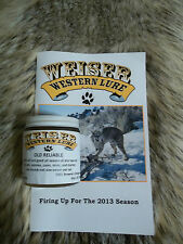 Weiser Western Lure 2 oz. Old Reliable /fox, coyote, coon, mink, marten, bobcat