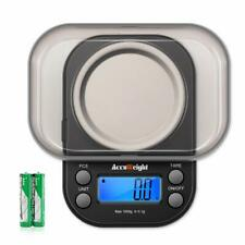 AccuWeight Mini Pocket Gram Scale for Jewelry Digital Food Kitchen Scale 1000...