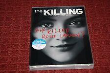 The Killing: Season 1 (DVD, 2012, 4-Disc Set) *Brand New Sealed*