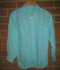 KIWI  chemise en lin  14 ans - Etat neuf