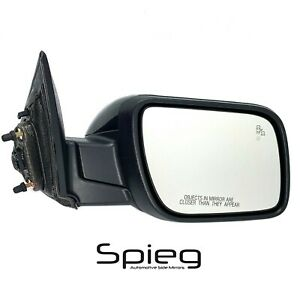 Side Mirror For FORD Explorer 2016-2019 with Blind Spot Puddle Lamp Passenger Rh