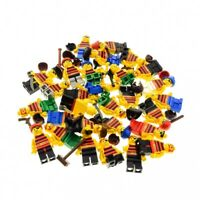 5 x Lego System City Mini Figuren Pirat Seeräuber Seemann Piraten Torso Streifen