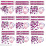 Pink 13th-100th Birthday Banner Party Decorations Pack Kit Set Glitz Girls Party