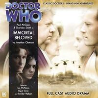JONATHAN CLEMENTS - DOCTOR WHO: IMMORTAL BELOVED   CD NEW