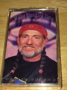 Willie Nelson - Willie Standard Time (sealed cassette)