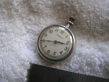 Antique Imperial 17 Jewels Women's Pocket Watch Silver .925