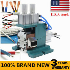 Pneumatic Vertical Cable Wire Peeling Machine Wire Stripping Cable Recycling TOP