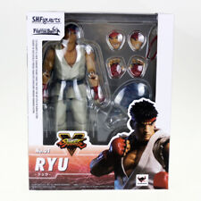New S.H.Figuarts Street Fighter V No.01 RYU Action Figure Fighting Body