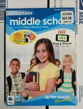 MIDDLE SCHOOL DVD.      UPC#705381278702