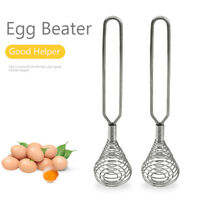 Egg Beaters Drinks Milk Coffee Foam Whisk Egg Cream Mixer Stiring