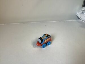 Thomas And Friends Minis Fiery Thomas Train From Blind Bag Toy Blue 1 Mattel