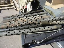 1 - Aircraft .50 cal Barrel Shroud  - Good for Dummy Gun M2 or M1919A4