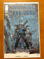 The Walking Dead Weekly #5 Image Comics Reprint